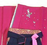 レンタル貸衣装Dolceドルチェ貸衣装卒業袴レンタルお着物Eコースイメージお写真