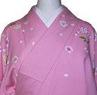 レンタル貸衣装Dolceドルチェ貸衣装卒業袴レンタルピンクのお着物イメージお写真