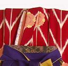 レンタル貸衣装Dolceドルチェ貸衣装卒業袴レンタル赤のお着物イメージお写真