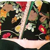 レンタル貸衣装Dolceドルチェ貸衣装卒業袴レンタルレトロ柄のお着物イメージお写真